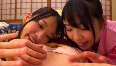 Japanese Lesbian Pov
