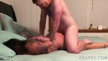 Lesbian fucks girl