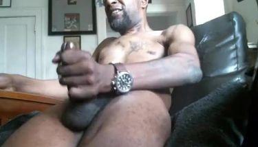 Black Daddy Cum