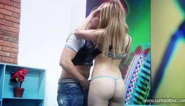 Novios en su primer video porno Primer Casting Porno De Una Pareja De Novios Colombianos Que Se Animaron Tnaflix Porn Videos