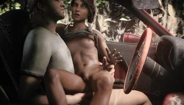 The Walking Dead Porn Video