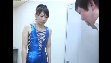 Japanese Licking Armpits Together