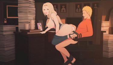Naruto and Tsunade TNAFlix Porn Videos