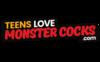 Teens Love Monster Cocks