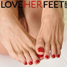 LoveHerFeetcom's Favorite Porn Videos, Explicit XXX Photos & More