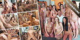 Watch Free CzechHarem.com Porn Videos