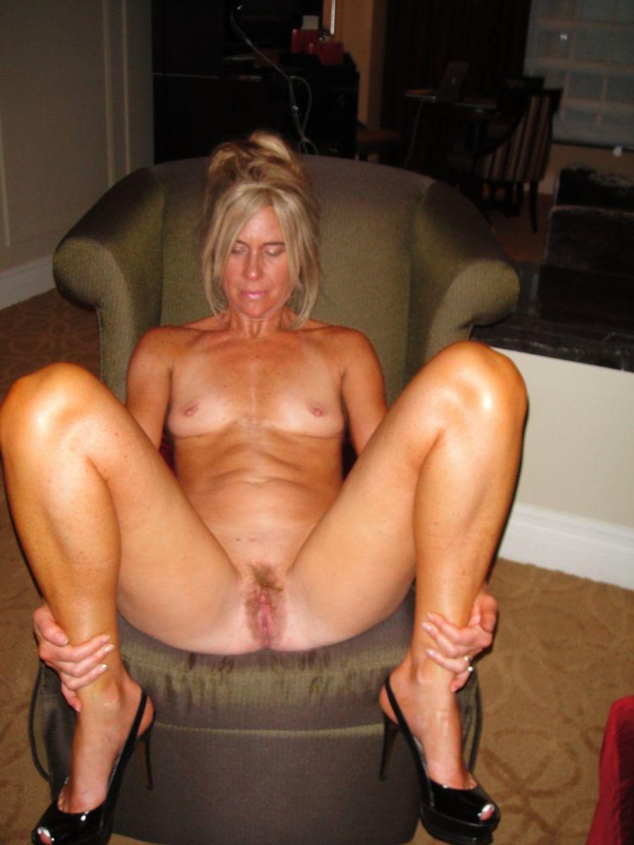 Exwife Naked