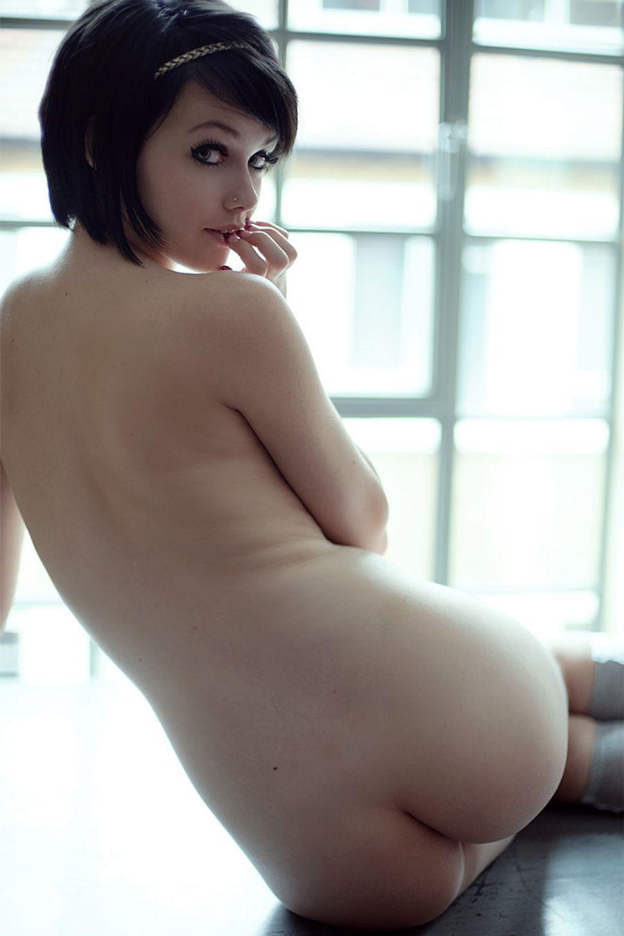 Perfect emo model nude — 11