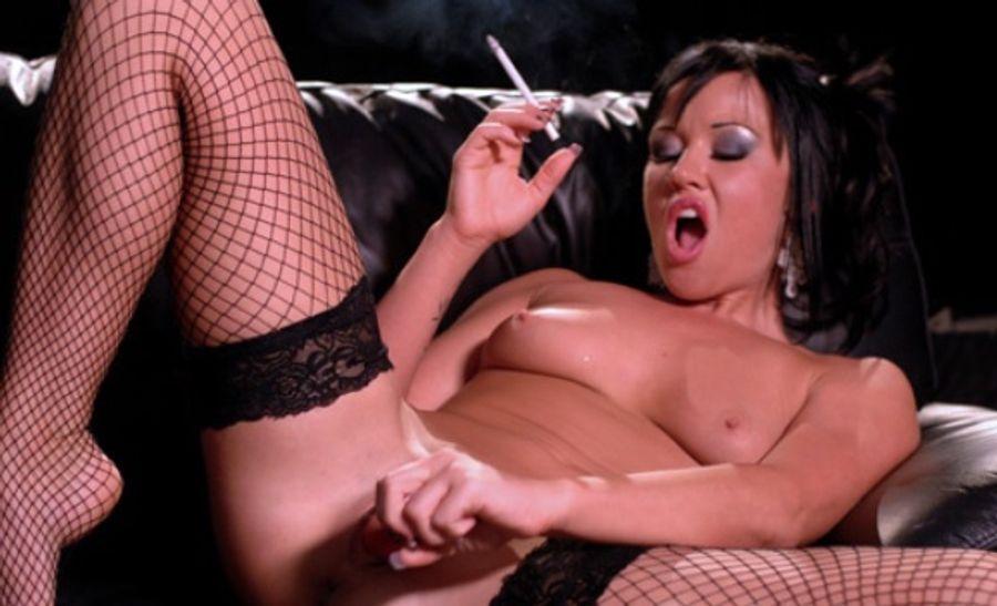 Heather tv smoking fetish