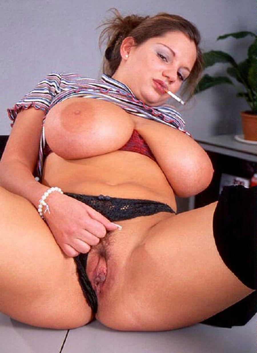 Nadine Nicole Naked