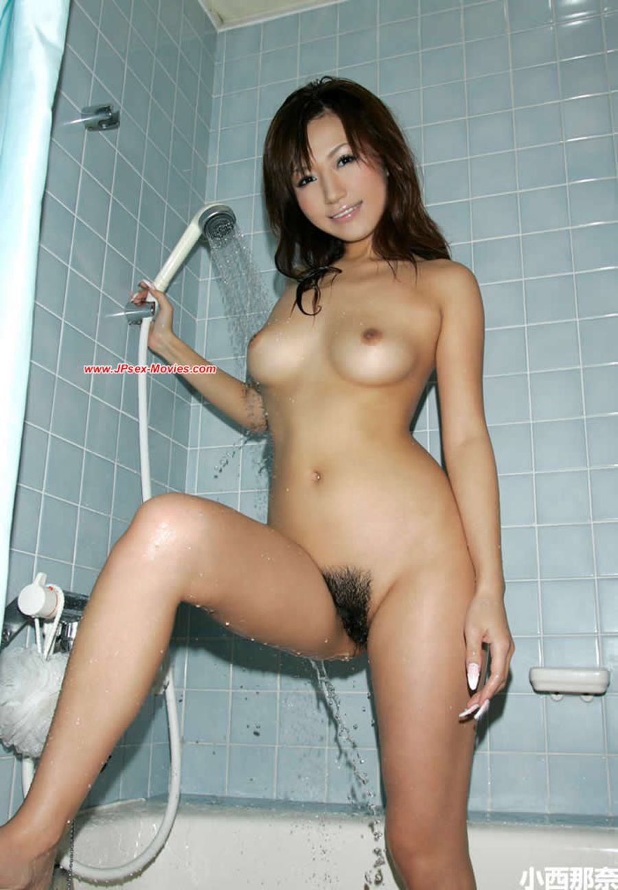 Japanese naked shower sorry, can