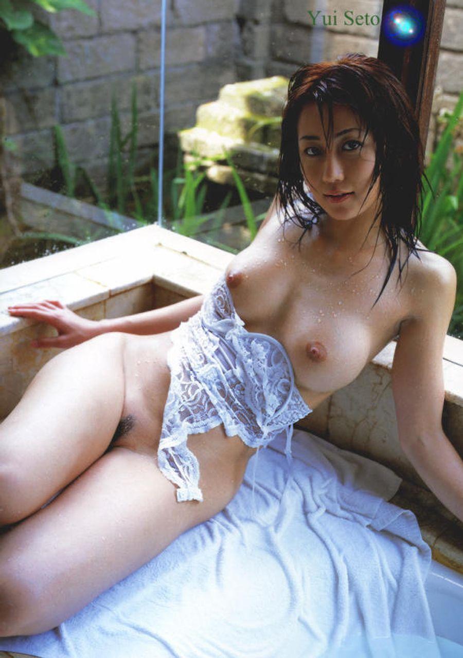 Nude yui seto
