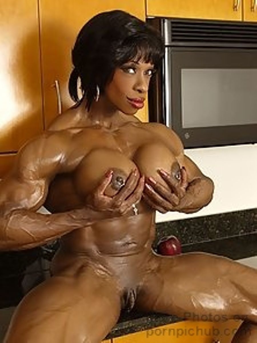 Bodybuilder stripper