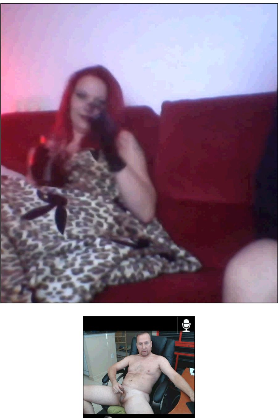 Cam on cam chat