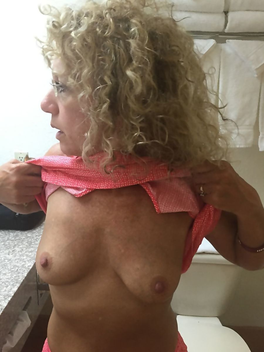 Silicone naked tits picture