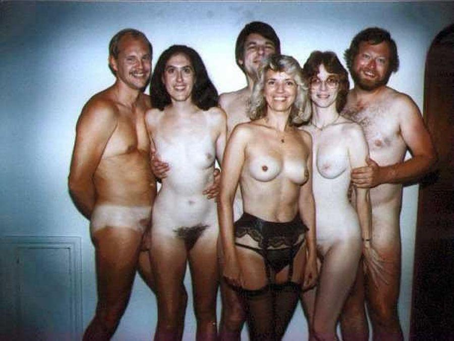 Nudist couples swingers