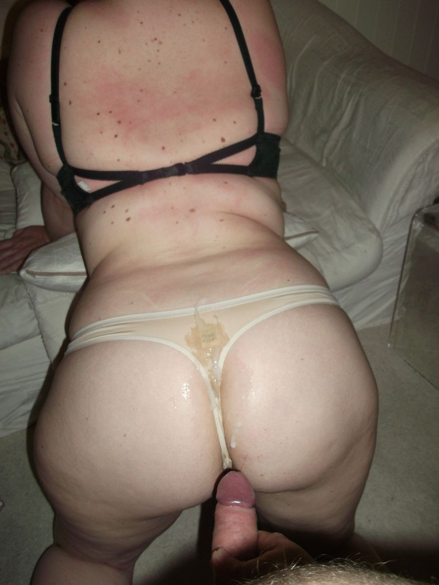 Amateur Cum On Panties