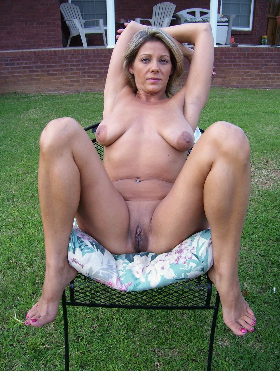 Mature big tits riding dildo