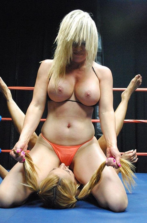 Pantsed Wrestler