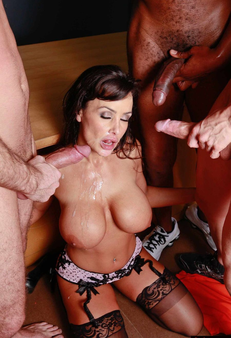 Lisa Ann Bases Loaded