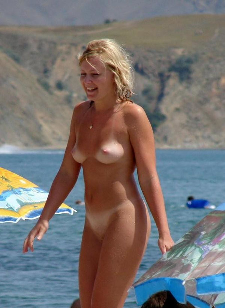 Women with lines nude tan
