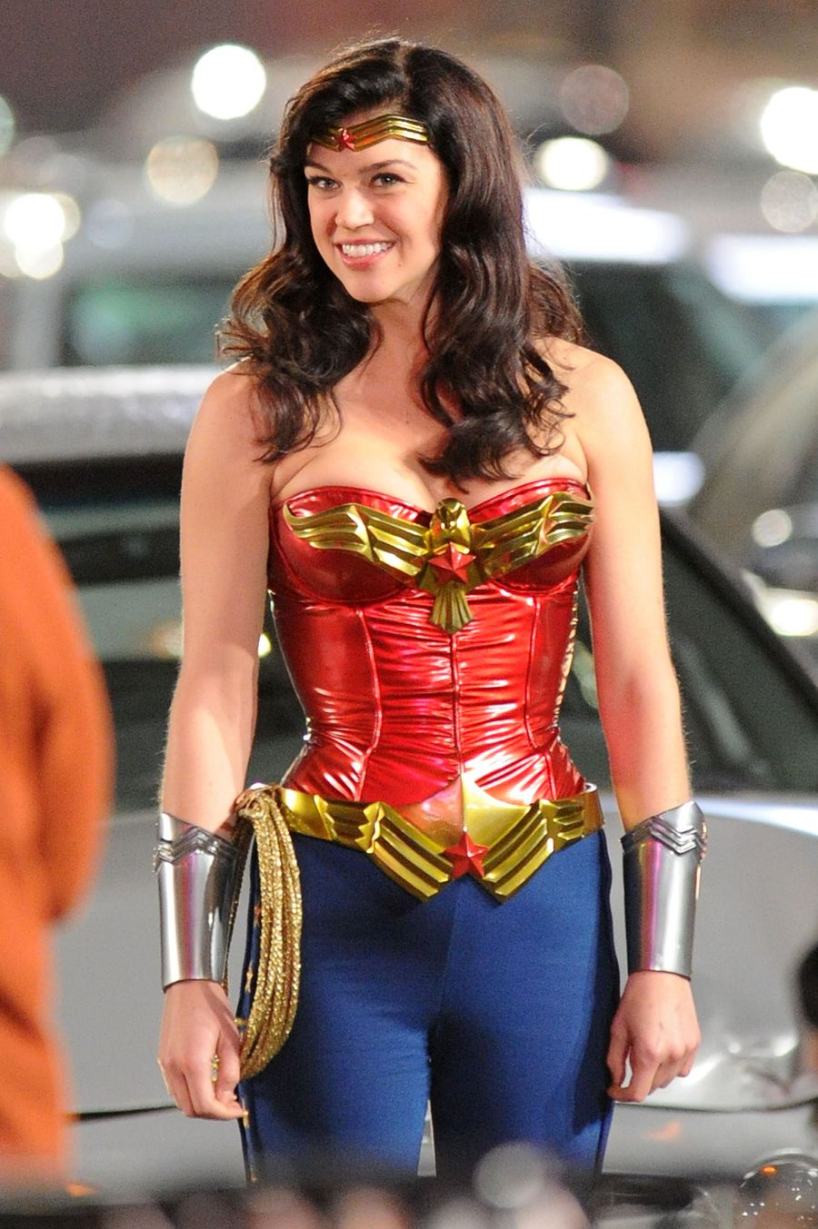 Costume wonder woman adrianne palicki