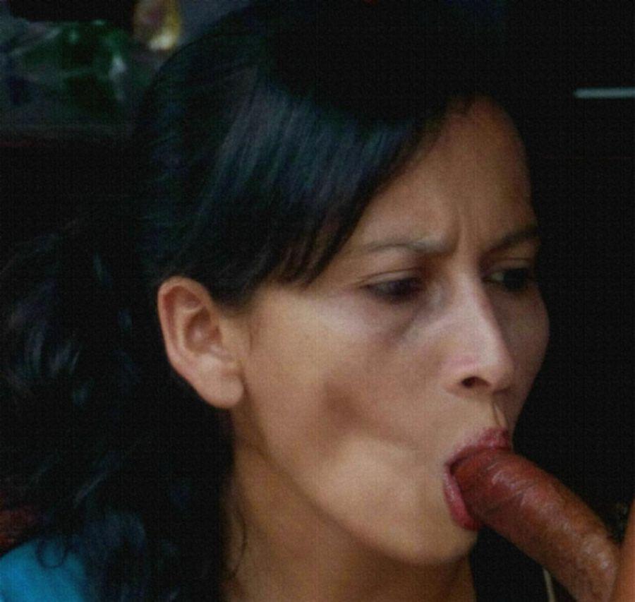 Mature perfect blowjob