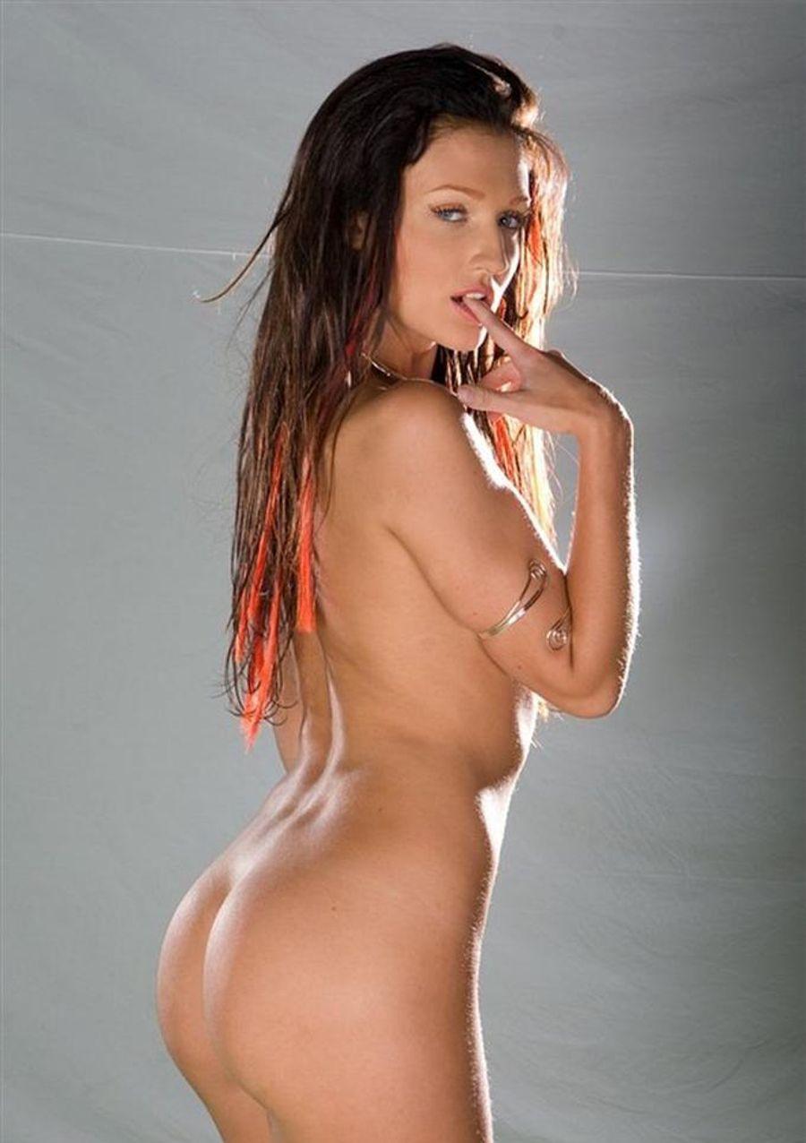 big bush nude latina
