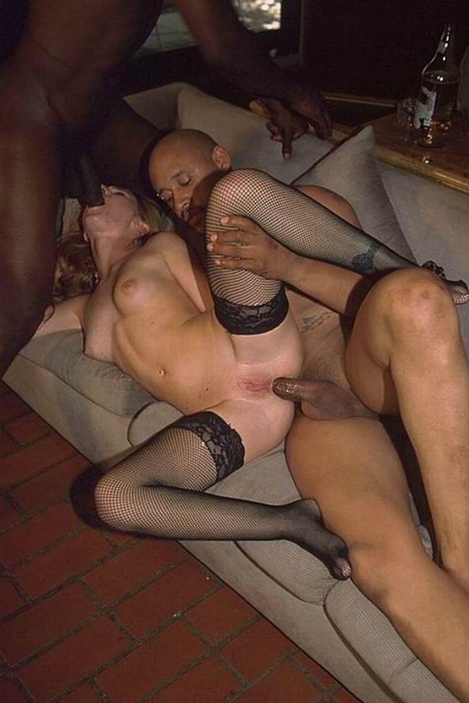 Wife being a slut