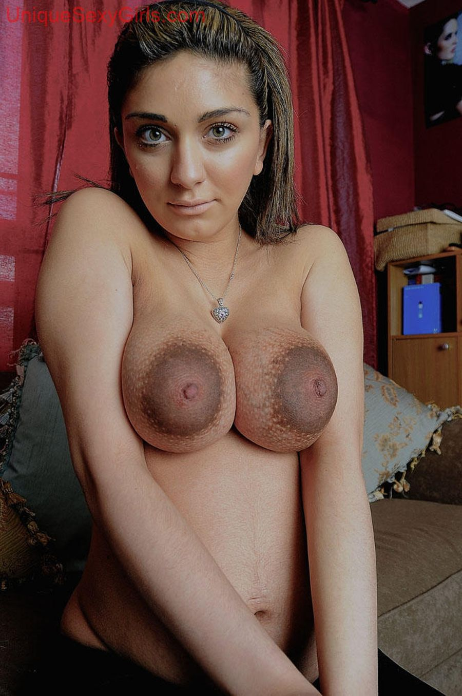 Pregnant boobs natural big