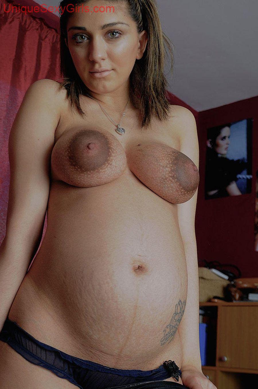 Pregnant pussy arab